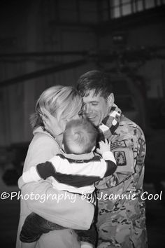 Soldier's homecoming photo.  :'-)  From http://www.facebook.com/PhotographybyJeannieCool