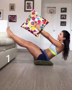 Watch this Video with Home Exercise to Lose Belly Fat Fast!