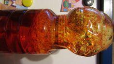 Butelki sensoryczne - -baw się, rozmawiaj i ucz!