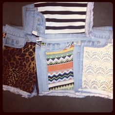 Exclusive shorts :) xx