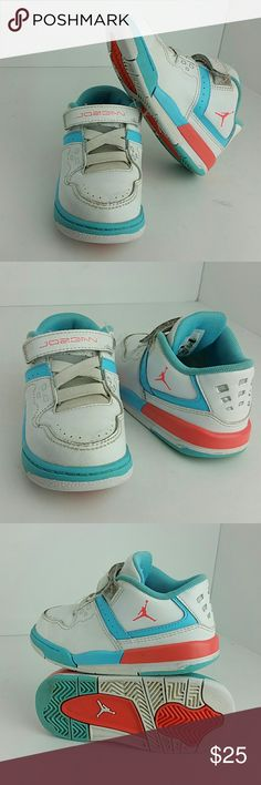 AIR JORDAN TODDLER SHOES VERY CLEAN INSIDE-OUT   TODDLER SIZE 8C   SKE MK Air Jordan Shoes Sneakers
