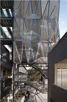 Gallery of Paris children Hospital's cases / BP Architectures - 3