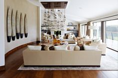 """Kelly Hoppen, from the book """"Creating a home for the way you live"""""""