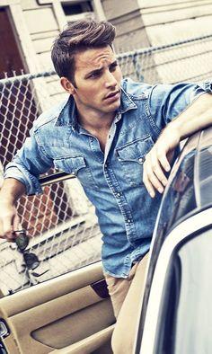 #Jeanshirt #Cuthair
