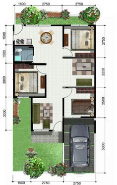 new ideas for house plans modern small layout Small Apartment Layout, Apartment Design, Small Apartments, Apartment Plants, Studio Apartments, Apartment Kitchen, Apartment Living, Apartment Ideas, Living Room