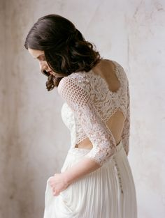 Charming old world Bridal Editorial