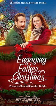 Engaging Father Christmas (2017) Hallmark Movies & Mysteries