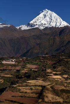 Mt Salkantay, Peru   Flickr - Photo Sharing!