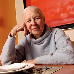 Today's #WCW goes out to Marion Cunningham for bringing life into the kitchen! Photo via New York Times