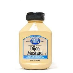 Silver Spring Mustard Dijon (9x9.5Oz)