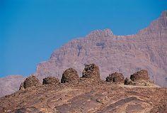 Archaeological Sites of Bat, Al-Khutm and Al-Ayn, Oman.