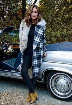The coat! The boots! The car!