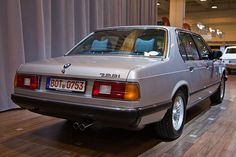 BMW E23 | 7-Series first generation, 1977 – 1987