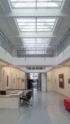 0026 Quai des Arts: renovatie van een historisch veilinghuis in hartje Gent.