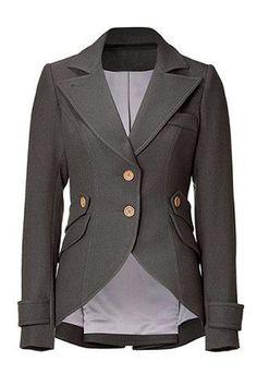 Casaca con coderas  http://www.rosegal.com/jackets/vintage-lapel-buttoned-elbow-faux-286329.html