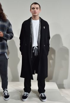 Second/Layer Men's RTW Fall 2016