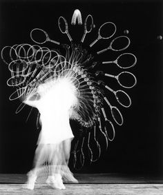 Vintage Strobe Light Photographs Are A Beautiful <i>Anatomy of Motion</i> | The Creators Project