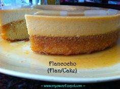 OMGGGG.....Flancocho!!!! So want to learn to make this!