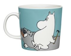 Buy Finland Arabia 'Moomin Troll' Mug from our Mugs range at John Lewis & Partners. Patio Chairs, Outdoor Chairs, Troll, Moomin Mugs, Saint Cloud, Tove Jansson, Moomin Valley, Buy Chair, Stores