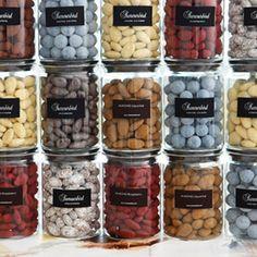 Brilliant packaging design concept by the danish chocolatier Summerbird