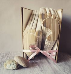 Check out this item in my Etsy shop https://www.etsy.com/uk/listing/507679663/baby-footprints-bookart-book-fold-baby