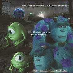 Check out the family's review of Monsters University here: http://chaptersandscenes.wordpress.com/2014/05/15/the-family-reviews-monsters-university/