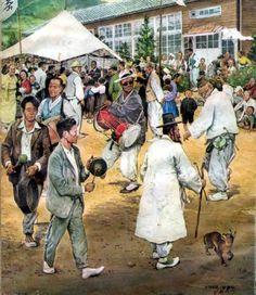 Korean Art, Asian Beauty, Art Reference, Empire, Manga, Painting, Manga Anime, Painting Art, Manga Comics