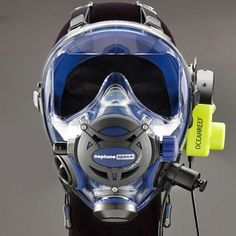A must purchase for your summer diving. Ocean Reef Neptune Space G. Full face mask.