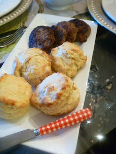 Slice of Southern: Flaky Buttermilk Biscuits