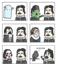 El temor de Poe