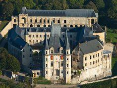 Château de Gaillo, Gaillon, Haute-Normandie, France. - www.castlesandmanorhouses.com