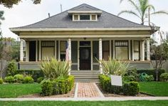 Virtually Vintage New Homes Gracefully Combine Past And
