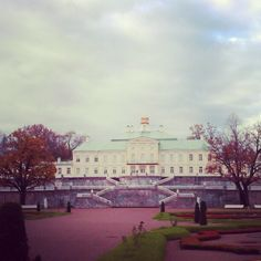 Photo by anastasia_z06. Lomonosov, the palace near St.Petersburg, Russia