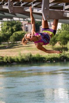 Portfolio: Urban Climbing in Lyon by PG - Acte 1 Planetgrimpe Climbing Girl, Rock Climbing, Trekking, Indoor Climbing Wall, Ski, Kayak, Action Poses, Urban, Parkour