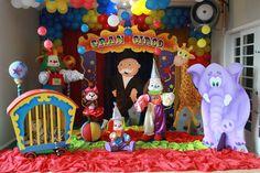 Circo - Muita Festa Decorações