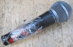 We're celebrating the vocal mic's anniversary with true tales from its storied past, courtesy of Shure Historian Michael Pettersen. Learning Resources, 50th Anniversary, Crystals, Blog, Tech, Facts, Music, Pink, Tecnologia