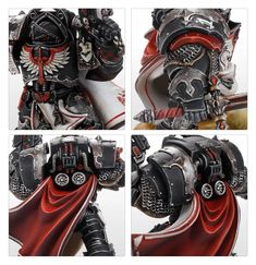 Dark Angels Legion Praetor in Cataphractii Terminator Armour Warhammer Dark Angels, Dark Angels 40k, Warhammer 40k Figures, Warhammer Paint, Warhammer Models, Warhammer 40k Miniatures, Warhammer 40000, Fallen Angels, Sci Fi Miniatures