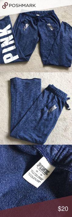 PINK xs boyfriend sweat pants #victoriassecret #pink #fall #sweatpants #new PINK Victoria's Secret Pants