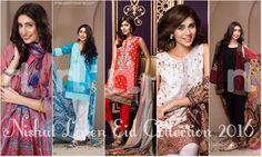 EID Collection 2016 Dresses by Nishat Linen Nisha