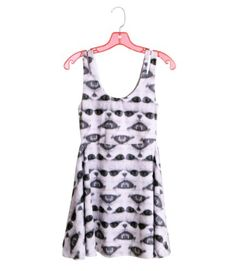 Iron Fist Women's Shady Cat Dress - $52.99
