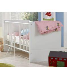 Best Babybett xcm Lilly mit Lattenrost Wei Wimex M bel online g nstig kaufen