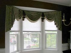 Image detail for -Bay Window Treatment Options   window treatments ideas
