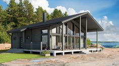 Aava 129 - Polarhouse 130 000 euros HEHA