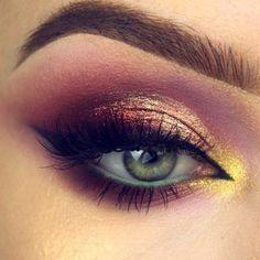 Terrific Makeup Ideas For Almond Eyes ★ Best Makeup Tips, Best Makeup Products, Makeup Ideas, Makeup Tricks, Makeup Inspiration, Smokey Eyes, Smokey Eye Makeup, Almond Eye Makeup, Eyelash Sets