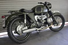 "Bmw R75/7 ""Virgil!"" by Kevils Speed Shop"