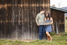 Such cute country engagement ideas!  http://www.thebridelink.com/blog/2013/04/02/knoxville-wedding-photographers-3/