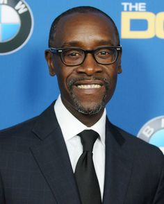 Pin for Later: 45 Famous, Sexy Silver Foxes Don Cheadle