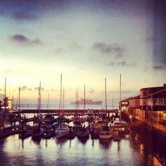 thuyanne's photo  of Fog Harbor Fish House on Instagram