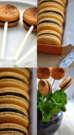 macaron collage by Fresh New England, via Flickr