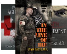 """Jack Bass Black Cloud Chronicles 4 Book Series, including """"In the Line of Ire"""" An AMAZON #1 RANKED BESTSELLER medical murder mystery."""